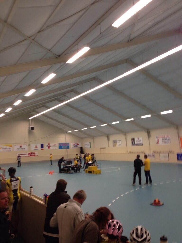 Open indoor 2014