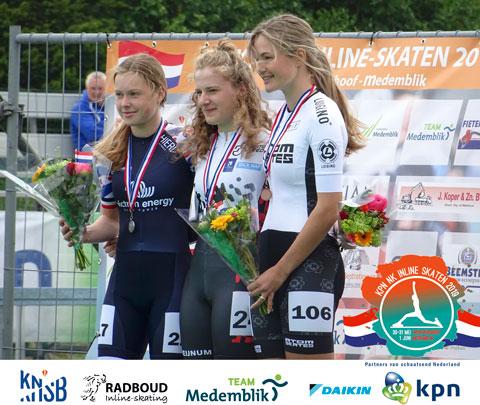 Sascha Schenk 2e op de 200m
