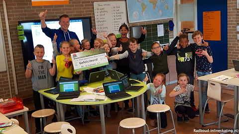 Winnaars basisschool Clinics