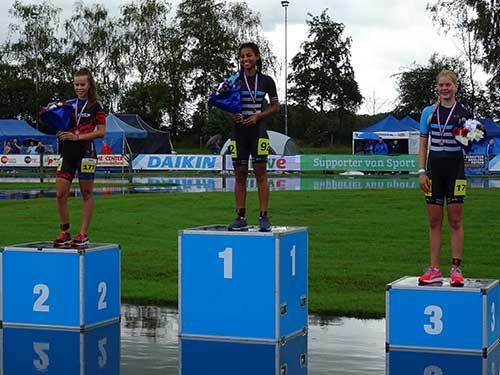 Janne Berkhout 3e One-lap